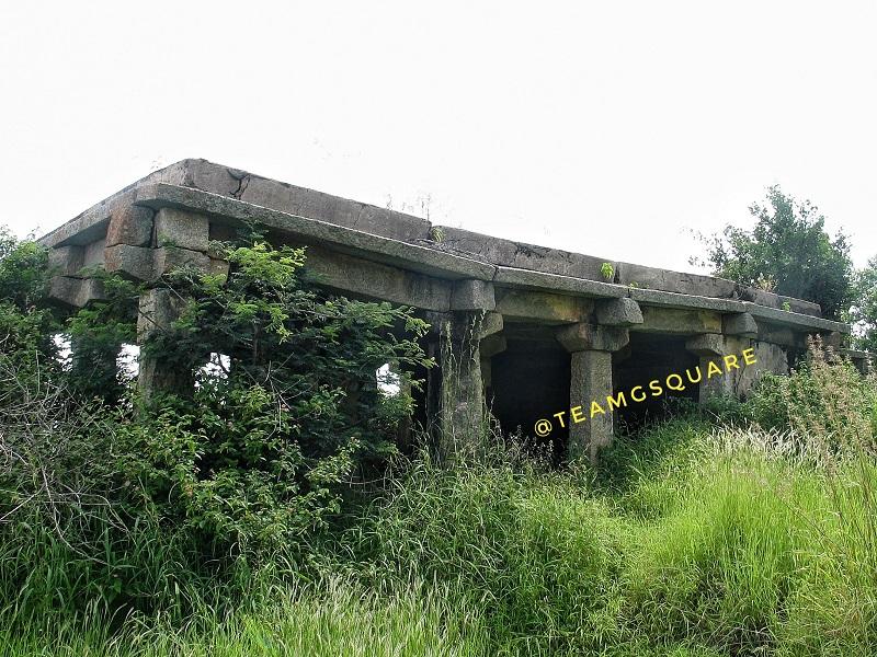 Ruined Temple, Channarayana Durga
