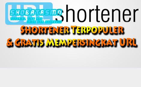 Shortener Untuk Mempersingkat Link URL