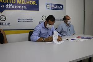 Prefeitura do Paulista contrata nova empresa e retoma obras de duas Academias da Saúde