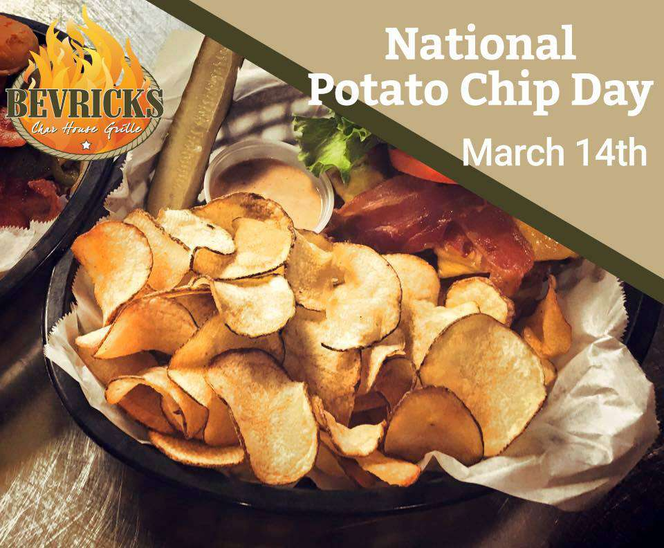 National Potato Chip Day Wishes Awesome Images, Pictures, Photos, Wallpapers
