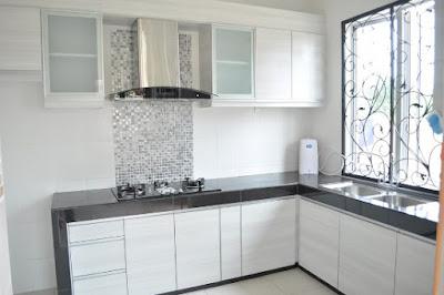 Kitchen Set Yang Bersih Cerminan Dapur Sehat