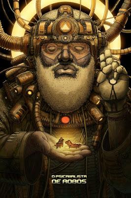 O Psicanalista de Robôs: Filme brasileiro de ficção científica robótica