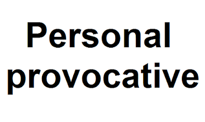The art of dealing with the provocative personality