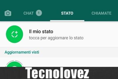 WhatsApp - Come scoprire chi ha visto lo Stato e le Storie