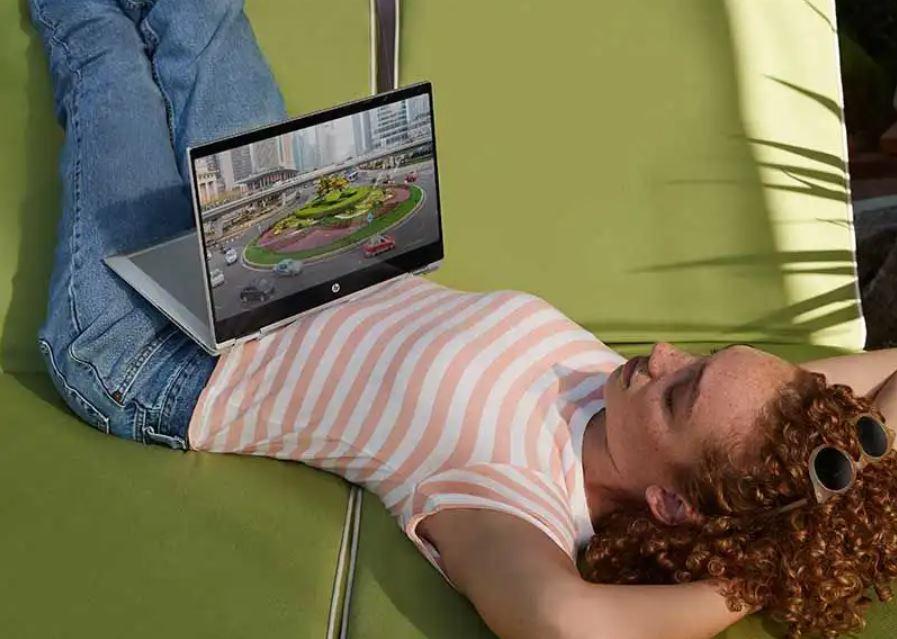 Harga dan Spesifikasi HP Pavilion x360 14 dw1026TU Dilengkapi Fitur HP Fast Charge