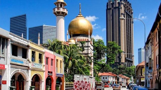شارع العرب - سنغافورة