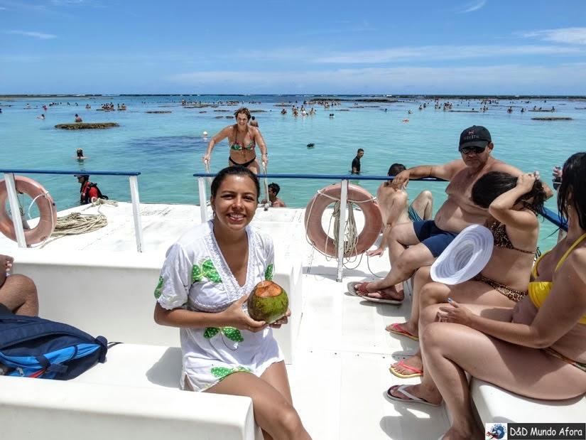 O que fazer em Maragogi: Caribe Brasileiro