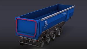 Tonar Coal trailer mod