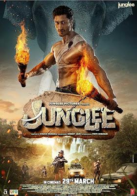 Poster Junglee 2019 Hindi HD 1080p