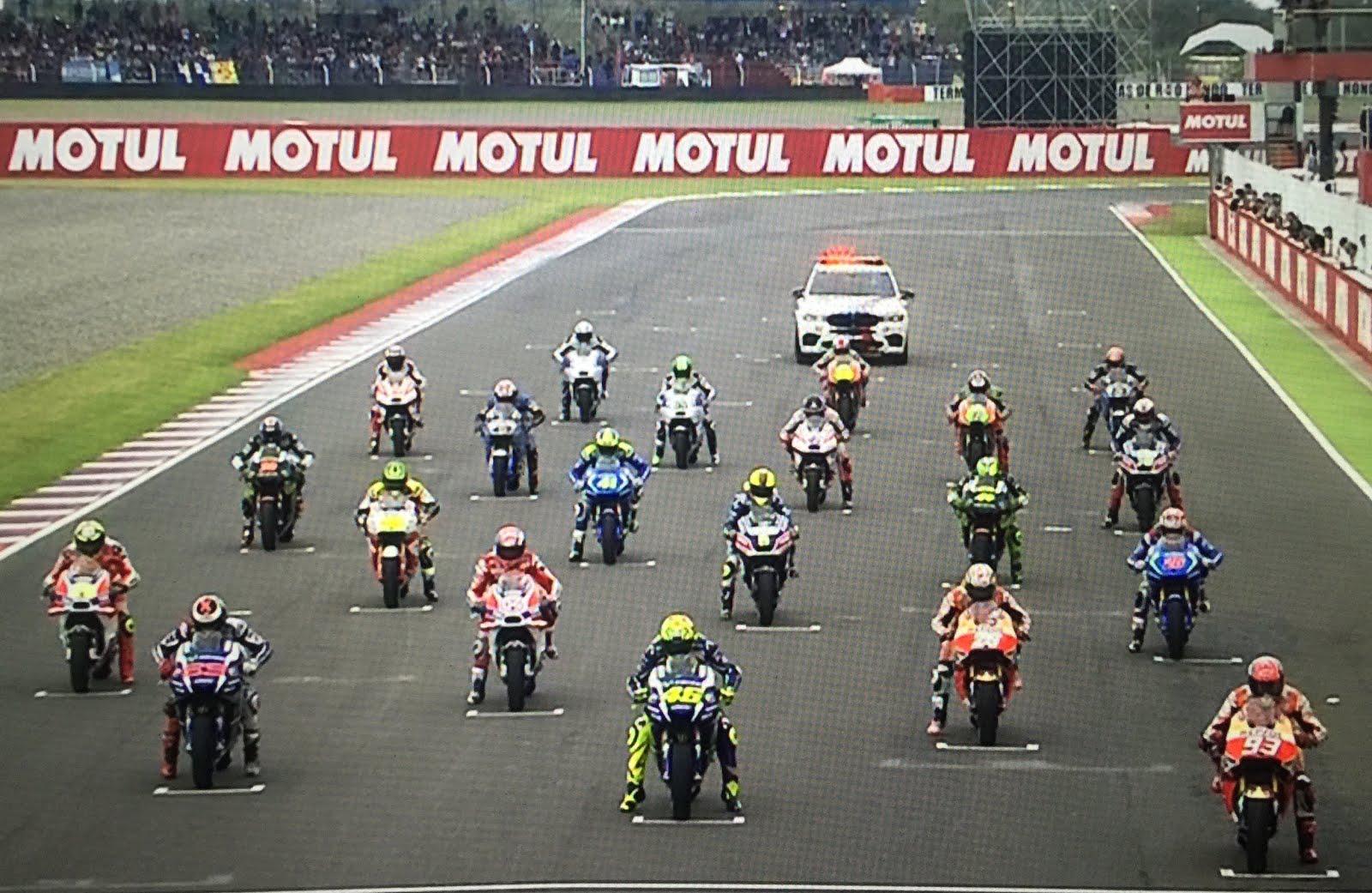 Moto Gp Start