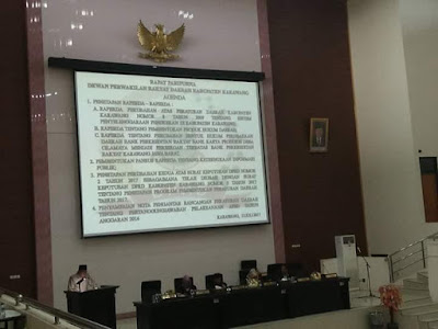 Karawang Pelopor Pembuatan Perda Perilindungan Guru di Indonesia