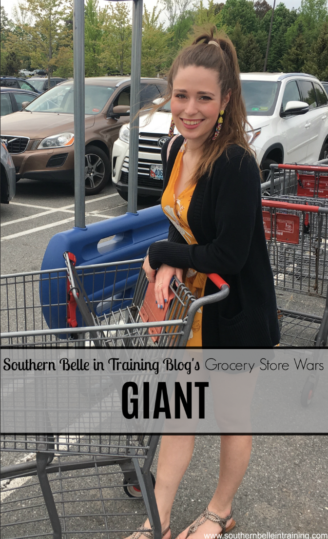 Grocery Store Wars: Giant