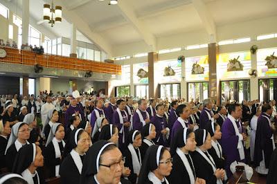 GP Bà Rịa: Thánh lễ an táng Cha Cố Phêrô Nguyễn Văn Giản - Ảnh minh hoạ 14