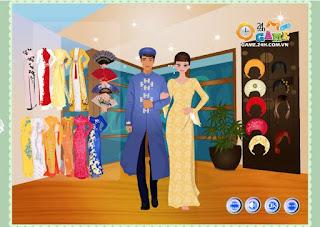 Game cô dâu Việt hay nhất
