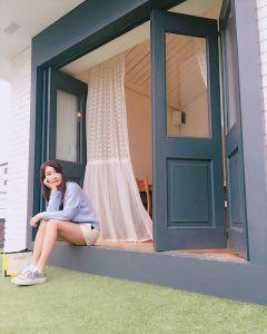 Lee Su Jin Dokter Gigi Cantik, paha mulus, korea