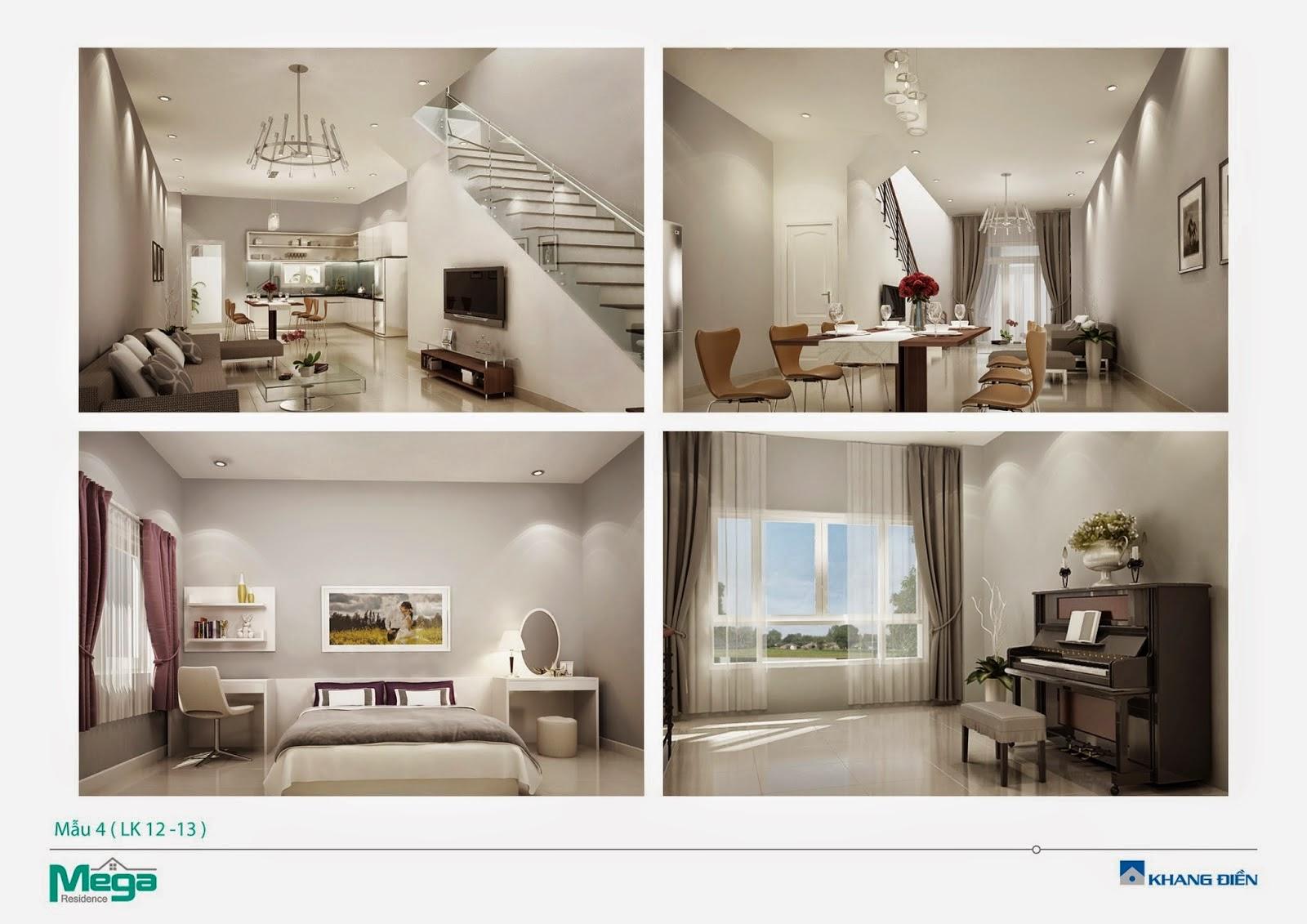 MEGA RESIDENCE - Nhà phố liên kế vườn, giá chỉ 1,99 tỷ/căn (gồm VAT)