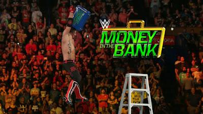Resultados WWE Money in the Bank 2017