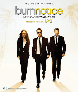 How Many Seasons Of Burn Notice Are There?