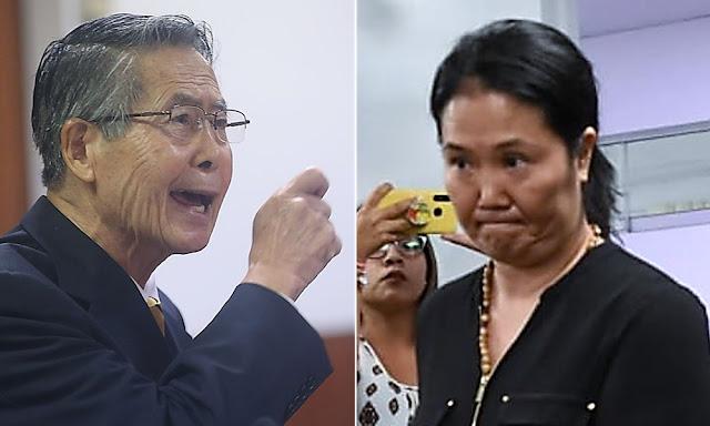 Alberto Fujimori, lo que han hecho con mi hija comprueba obsesión política contra mi familia