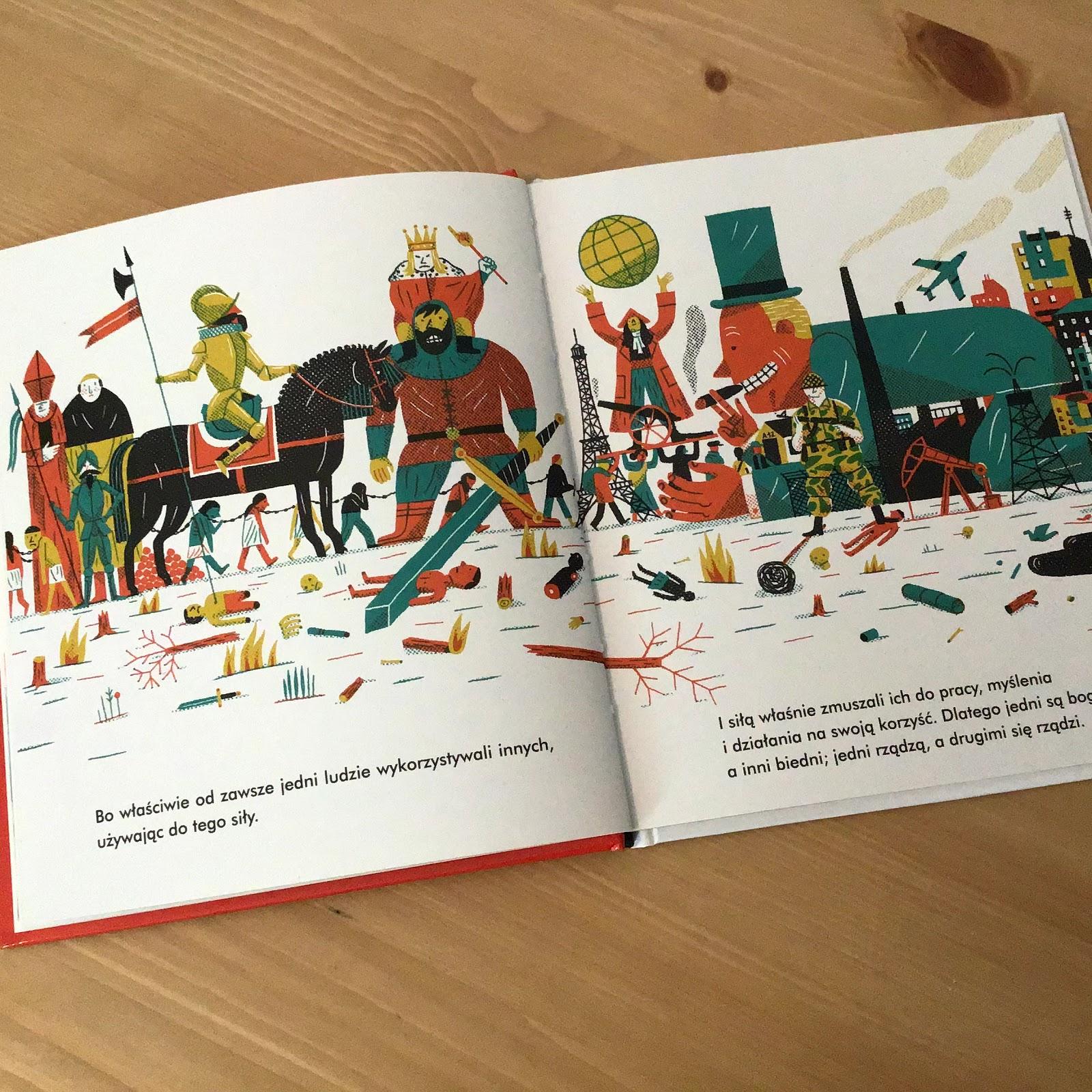 """""""Klasy społeczne istnieją"""" Equipo Plantel, Tako, Seria Książki jutra o ważnych i trudnych sprawach dla najmłodszych"""