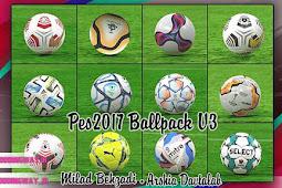 NEW Ballpack 2020-2021 V3 - PES 2017