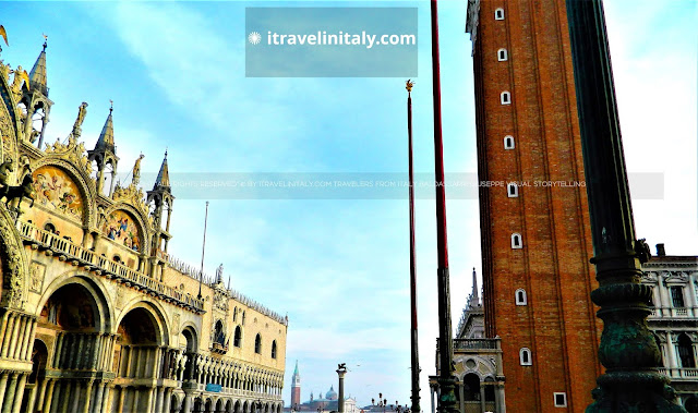 "Piazza San Marco Venice Copyright ""All rights reserved"" © by itravelinitaly.com travelers from Italy Baldassarri Giuseppe Visual Storytelling"