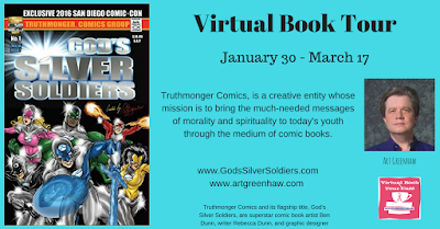 God's Silver Soldiers by Art Greenhaw Book Tour