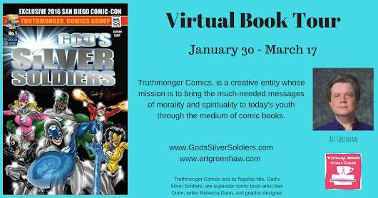 God's Silver Soldiers virtual book tour