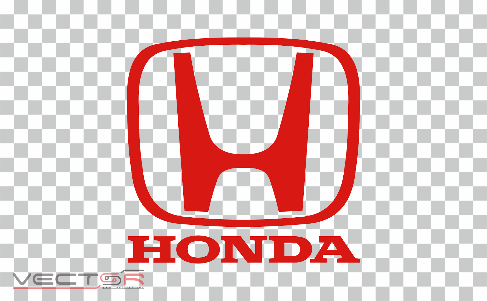 Honda Automobiles Logo - Download Vector File PNG (Portable Network Graphics)