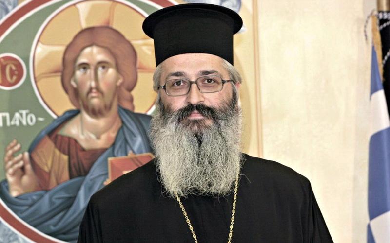 Εορτάζει την Τρίτη ο Μητροπολίτης Αλεξανδρουπόλεως κ. Άνθιμος