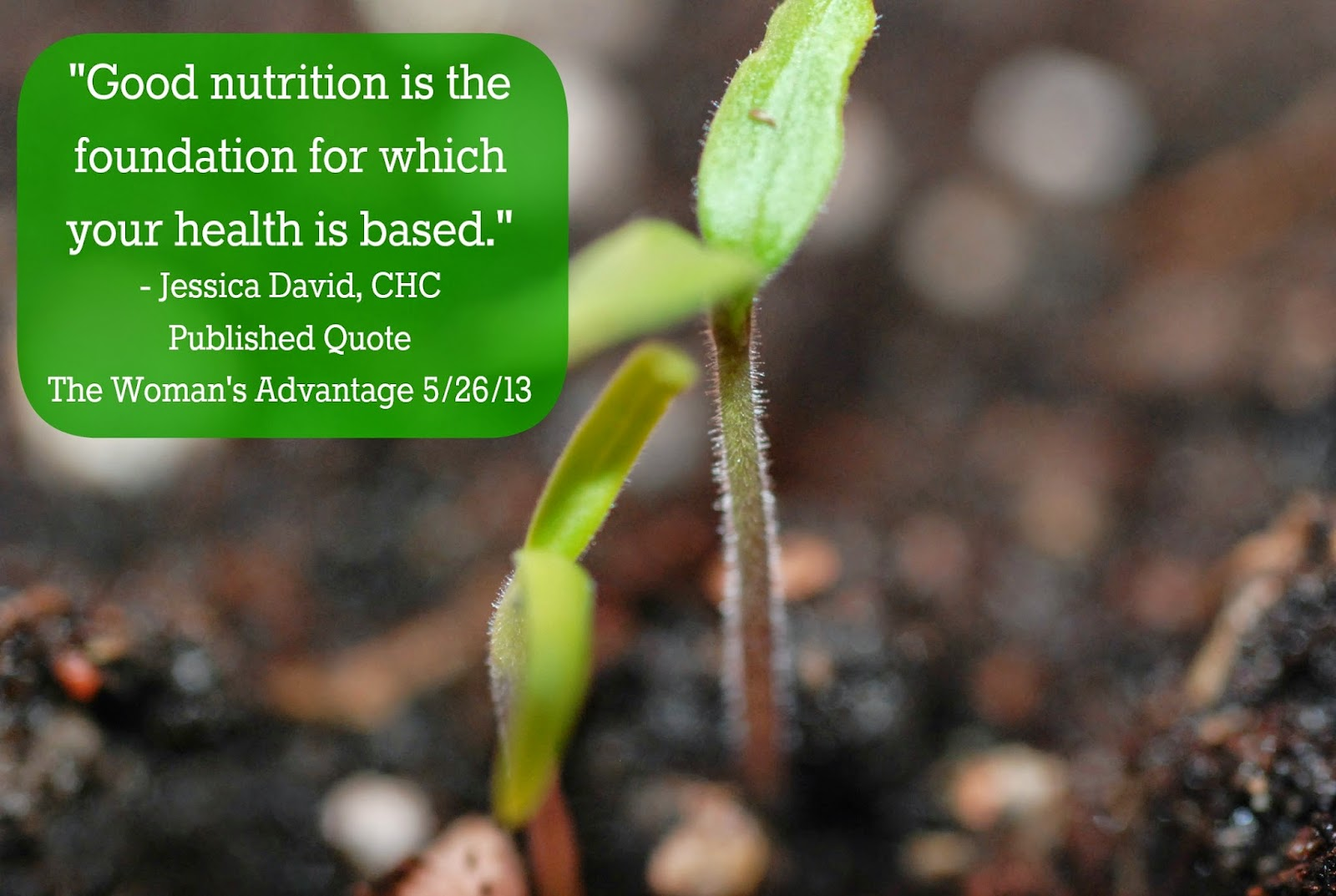 iCA | 2013 Published Quote - Foundation for Health
