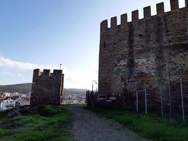 מצודת הפטפירגיו מבחוץ