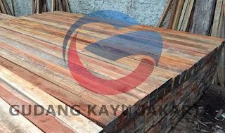 Agen kayu bangunan di jakarta