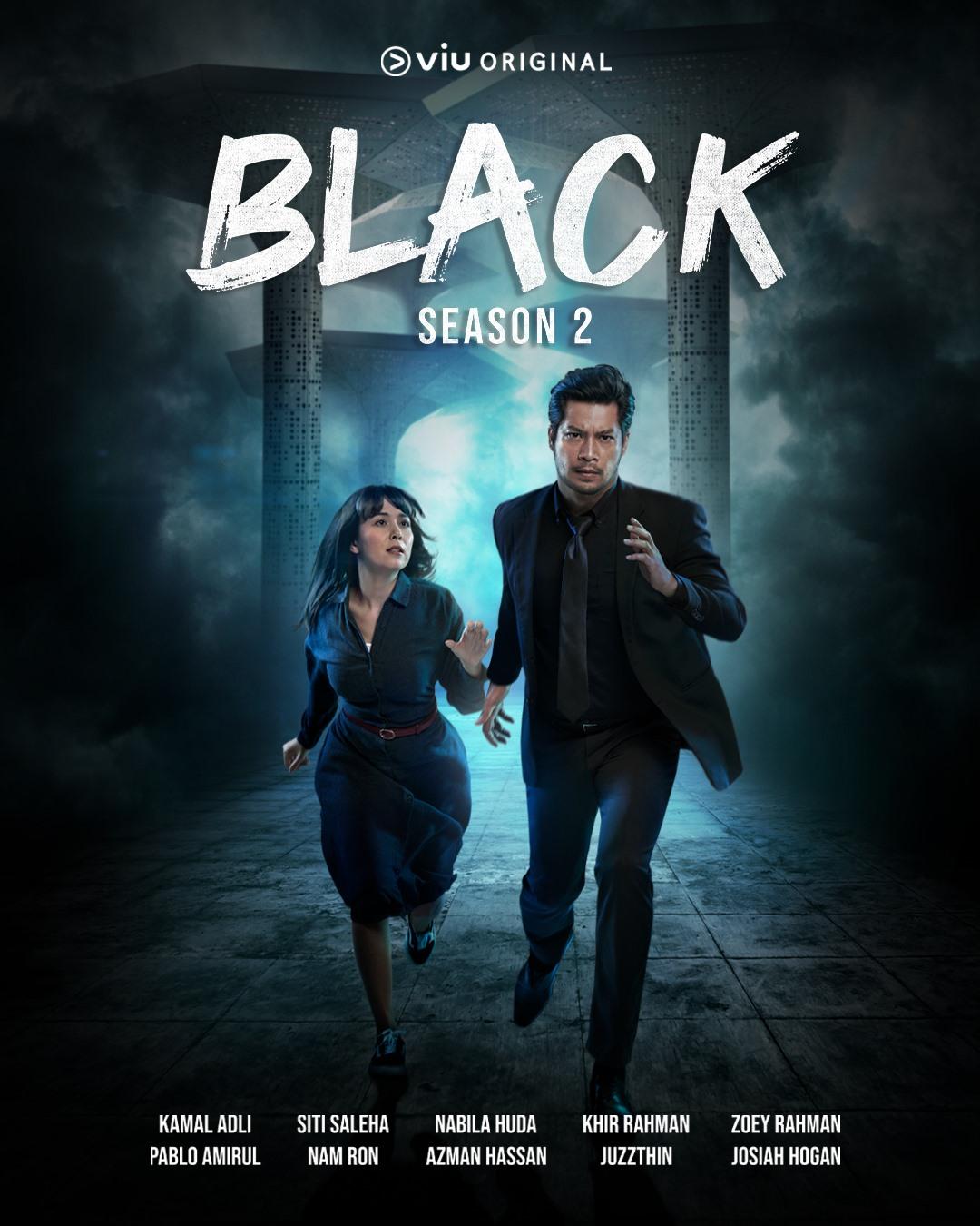 Drama Black Musim Ke-2