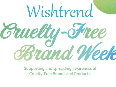 Wishtrend Cruelty Free Week