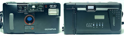 Olympus AF-10 QD (Olympus 35mm 1:3.5 Lens) #885