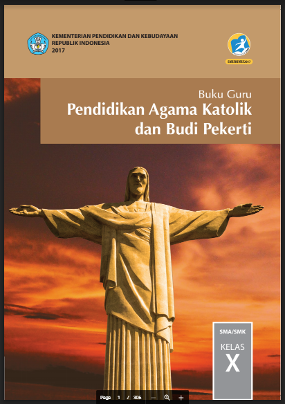 Buku Pendidikan Agama Katolik dan Budi Pekerti Kelas 10/11 ...