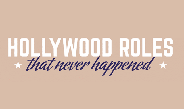 "Actors from Hollywood who never made it to their ""could've been"" movies"