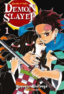Capa de Demon Slayer