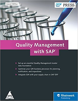 Download Free Quality Management with SAP by Jawad Akhtar book PDF