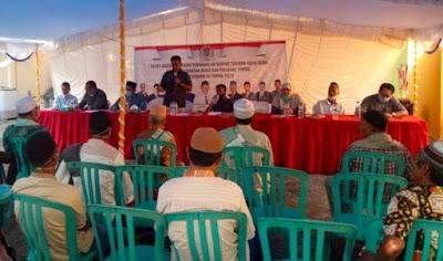 Reses di Kelurahan Rabangodu Selatan, Warga Apresiasi Kinerja Anggota Dewan Dapil 1