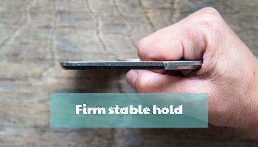 EDGE IASTM tool - firm stable grip