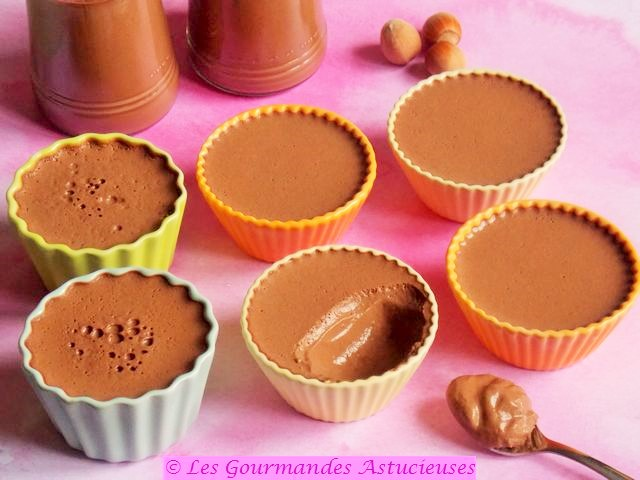Comment faire des crème au chocolat sans œuf ?