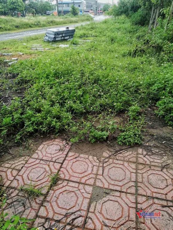 Con đường 2km trị giá 10 tỷ, xây 13 năm vẫn chưa xong ở Vĩnh Phúc 4
