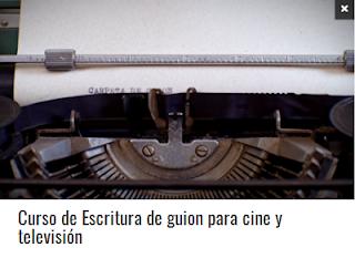 Curso de Escritura de guion para cine y televisión