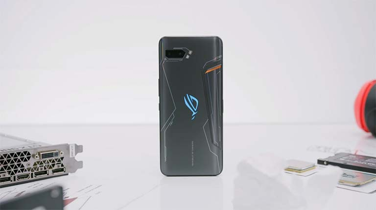 Cara Root ASUS ROG Phone II (2) Android Pie 9.0 - Metode TWRP Recovery