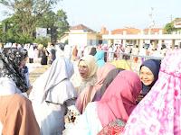 Bupati Serang, Ratu Tatu Chasanah: Idul Fitri Mempersatukan Perbedaan