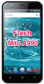 Cara Flash Mito A990 via Reseach Download Tool