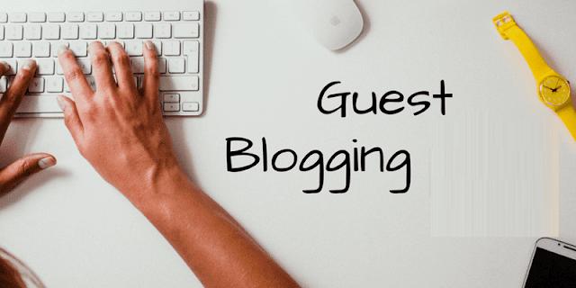 Guest Posting-Blogging