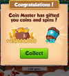 COIN MASTER FREE 4M COINS + 45 FREE SPINS    29th APRIL 2020    CLAIM NOW  